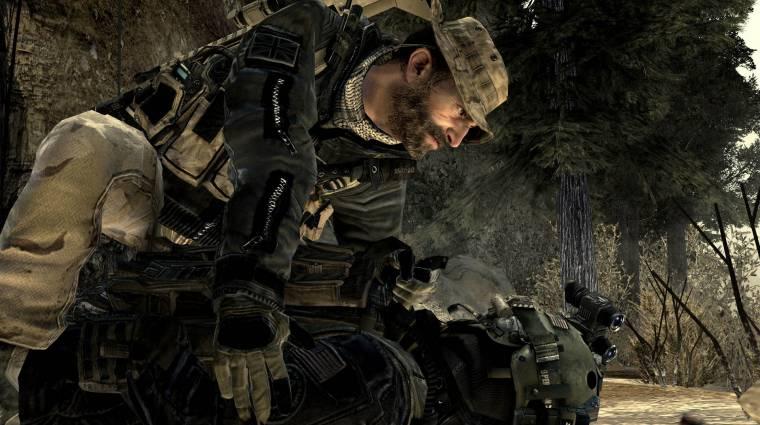A Halo riválisát akarta elkészíteni az Infinity Ward a Call of Duty 4 helyett bevezetőkép
