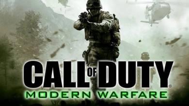 Megvan az idei Call of Duty címe: Call of Duty: Modern Warfare