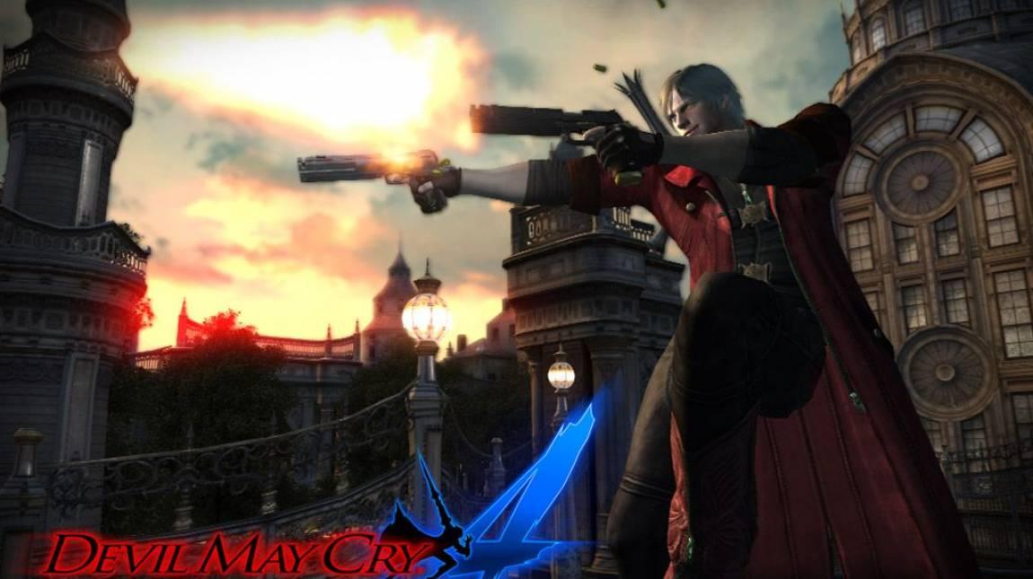 Devil May Cry 4 - Teszt bevezetőkép