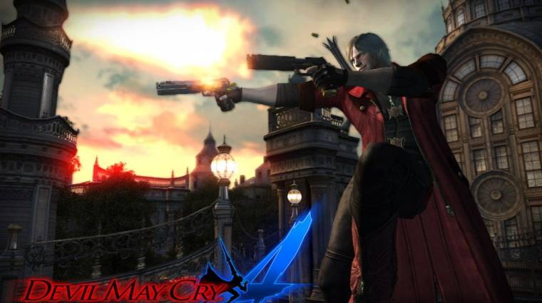 Devil May Cry 4 -