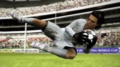 FIFA 08 bemutató kép