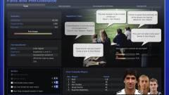 FIFA Manager 08 bemutató kép