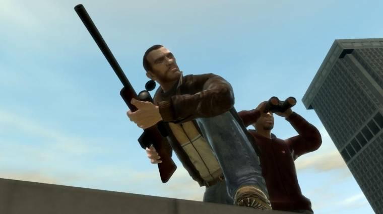 Games for Windows Live és multiplayer nélkül tér vissza a Grand Theft Auto IV PC-re bevezetőkép