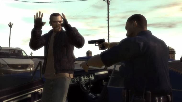Frissítést kapott a Grand Theft Auto IV, de azonnal vissza is kellett hívni bevezetőkép