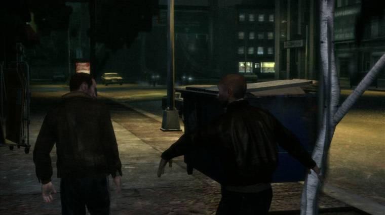 Grand Theft Auto IV - Megérkezett a harmadik javítás bevezetőkép