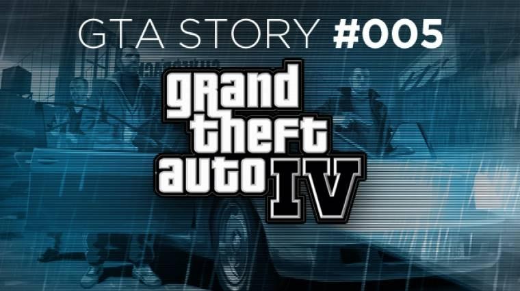 GTA történelem - a vérbosszú és az amerikai álom bevezetőkép