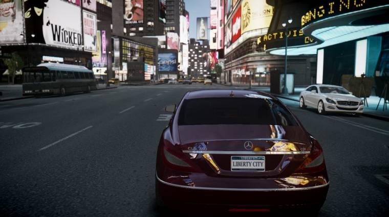 Grand Theft Auto IV - még durvább lett az iCEnhancer mod bevezetőkép