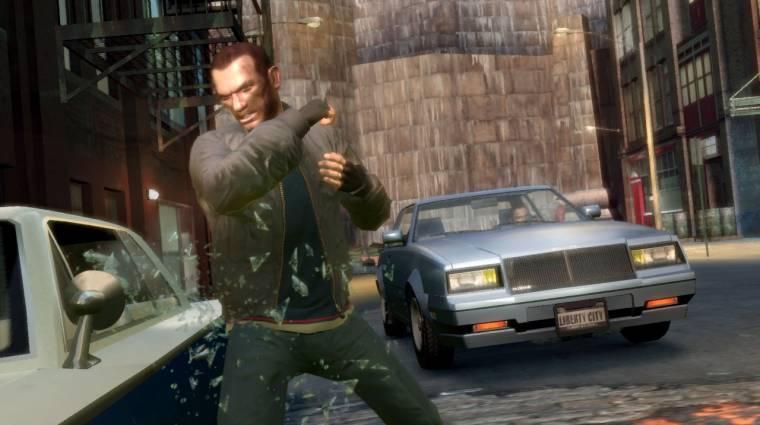 Visszatért közénk a GTA IV, újból megvásárolható a Steamen bevezetőkép