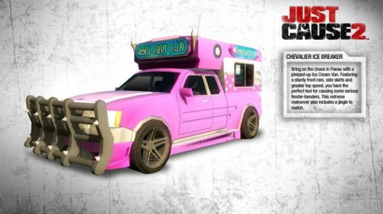 Just Cause 2 - Tízezer dolláros mutatvány bevezetőkép
