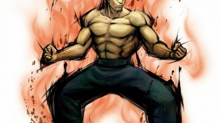 Street Fighter IV - Bunyó a javából! bevezetőkép