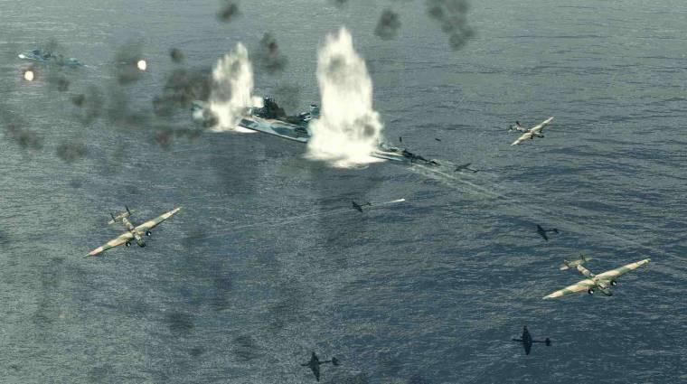 Battlestations: Pacific - Előzetes bevezetőkép