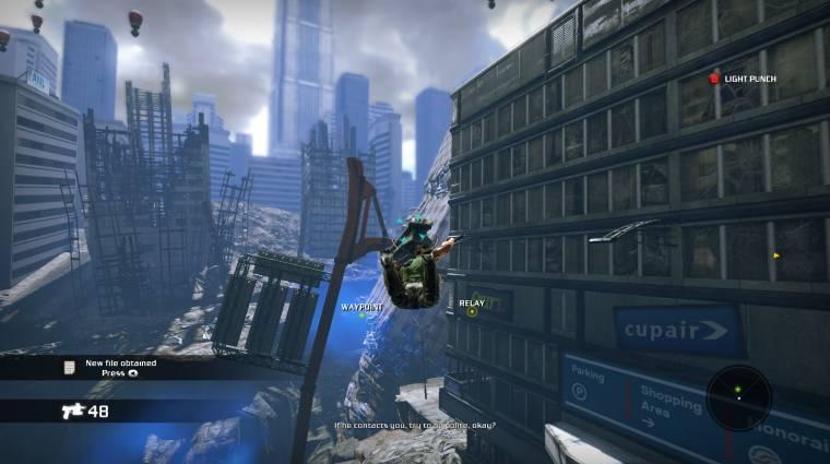 Bionic Commando 2 Rearmed - trailer bevezetőkép