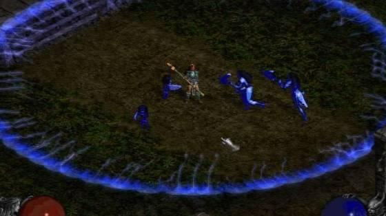 Diablo 2 infódoboz