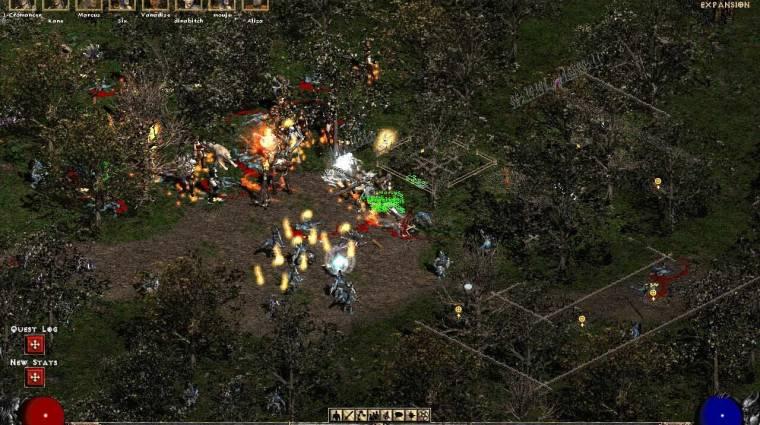 A Diablo 2 Resurrected lehet a Blizzard következő játéka bevezetőkép
