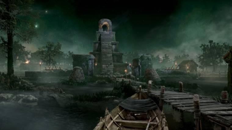 Így néz ki a Diablo II egyik területe Unreal Engine-ben újraalkotva bevezetőkép