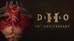 20 éves a Diablo 2, a Blizzard változatos módokat kínál az ünneplésre kép