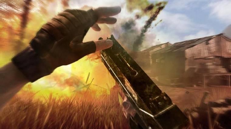 Far Cry 2 Crysist verő techdemo bevezetőkép