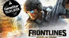 Frontlines: Fuel of War - a 2014/07-es GameStar teljes játéka kép