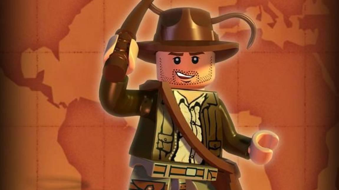 LEGO Indiana Jones bemutató bevezetőkép