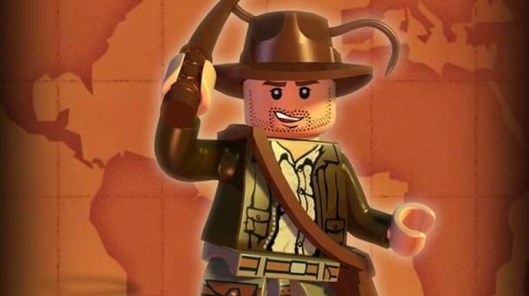 LEGO Harry Potter és LEGO Indiana Jones 2 készülőben bevezetőkép