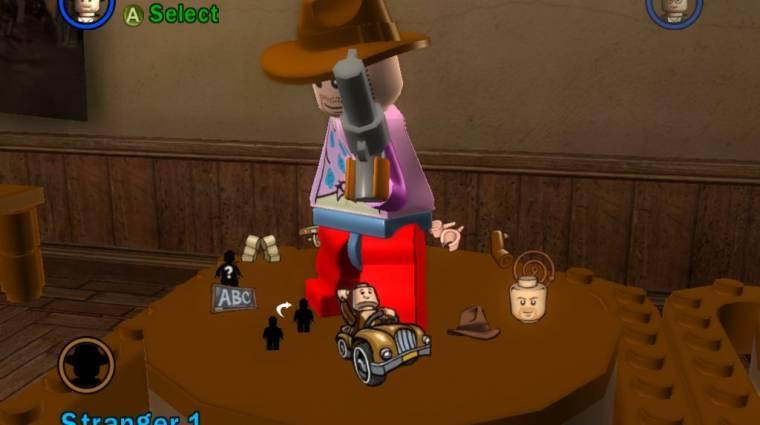 LEGO Indiana Jones 2 bejelentés bevezetőkép