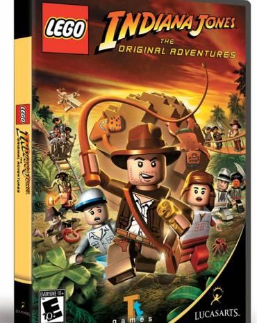 LEGO Indiana Jones: The Videogame kép