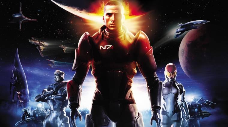 Ezzel 2K/4K textúramoddal megszépül a Mass Effect trilógia bevezetőkép