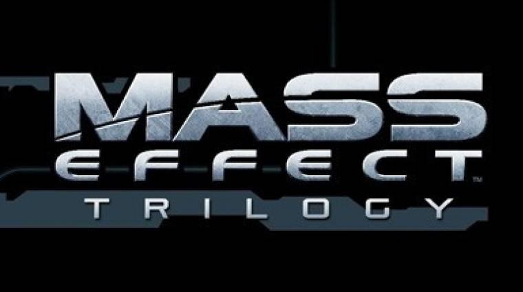 Újra felbukkant a Mass Effect Trilogy bevezetőkép