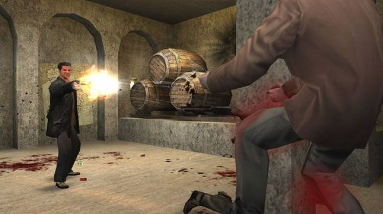 Max Payne - Jól rajtolt az első héten bevezetőkép