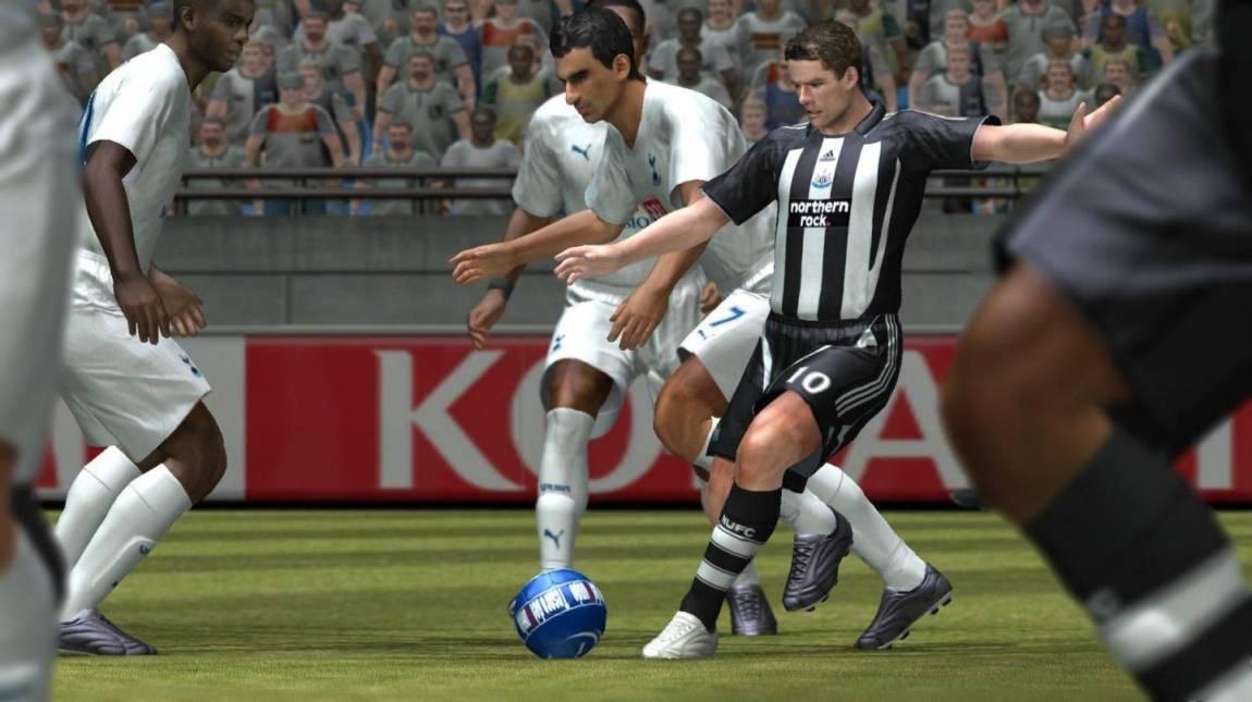 Pro Evolution Soccer 2008 bemutató bevezetőkép