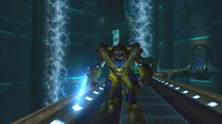 Kikerült a régóta elkaszált StarCraft: Ghost játszható változata bevezetőkép