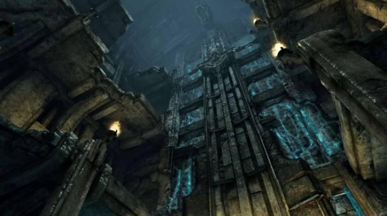 Tomb Raider: Underworld - Bővített rendszerkövetelmény bevezetőkép