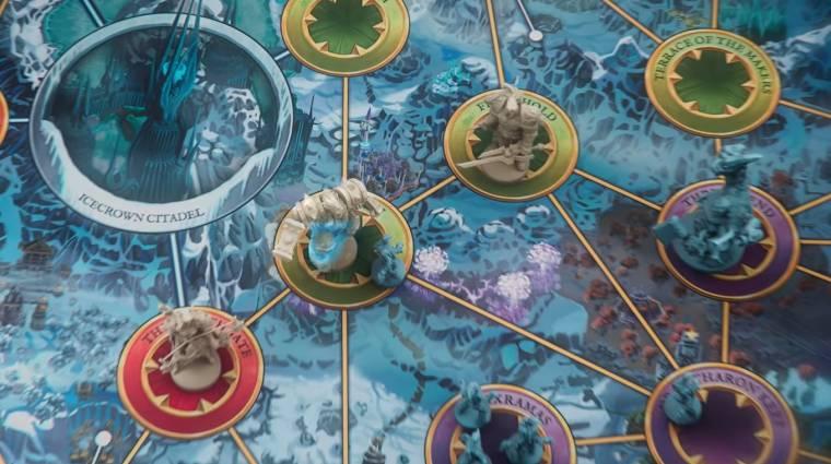 World of Warcraft: Wrath of the Lich King témájú Pandemic-társas érkezik bevezetőkép