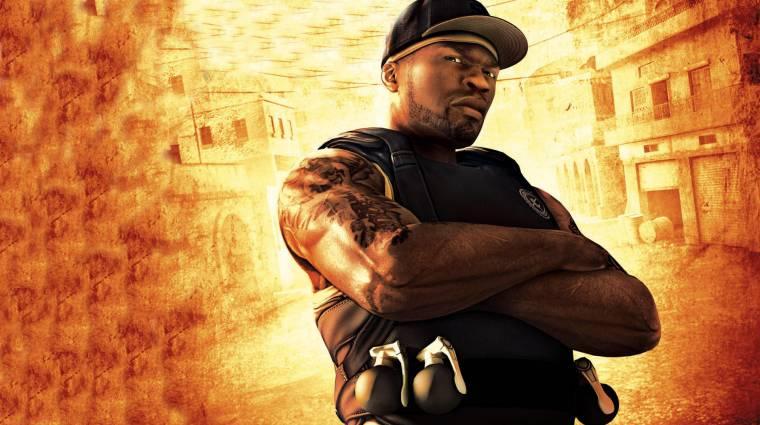 Eredetileg Tom Clancy játék lett volna a 50 Cent: Blood on the Sand bevezetőkép