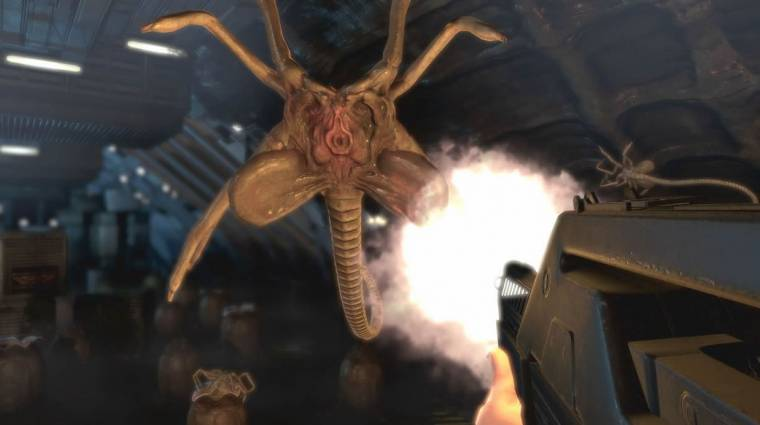 Aliens: Colonial Marines - Videón a Survivor mód bevezetőkép