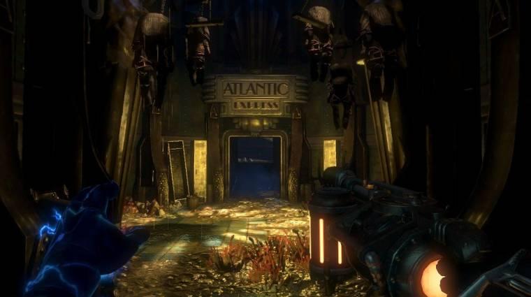 Bioshock 2: Rapture Metro Map Pack - itt a második multis DLC bevezetőkép