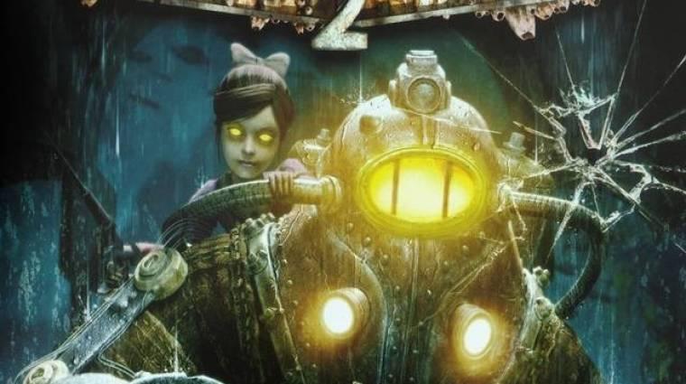 Holnap érkezik a BioShock 2 Protector Trials DLC, PC-re! bevezetőkép