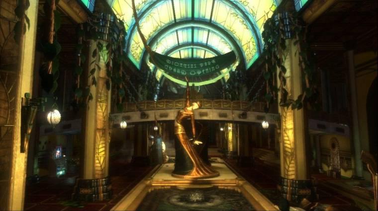 """Késik a Bioshock 2 """"Rapture Metro Map Pack"""" DLC bevezetőkép"""