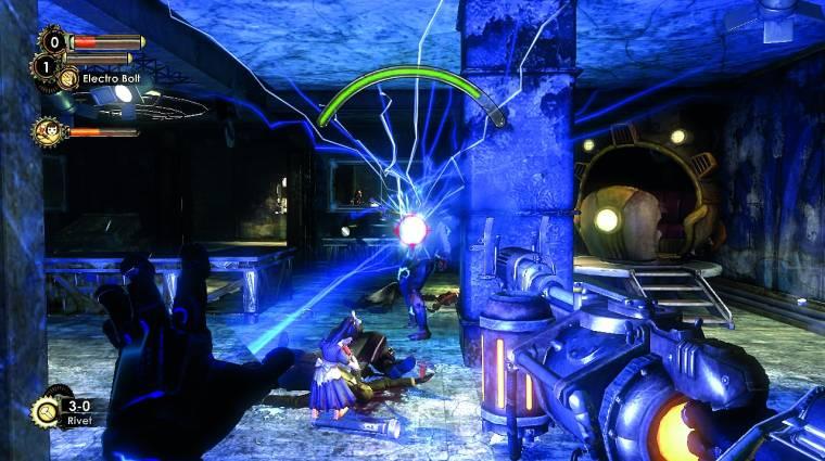 BioShock 2 - Minerva's Den jövő hét keddtől bevezetőkép