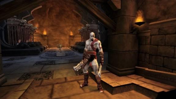 Belső nézetes játék is lehetett volna a God of War kép