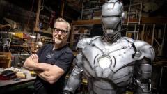 Megépítették Tony Stark legendás páncélját kép