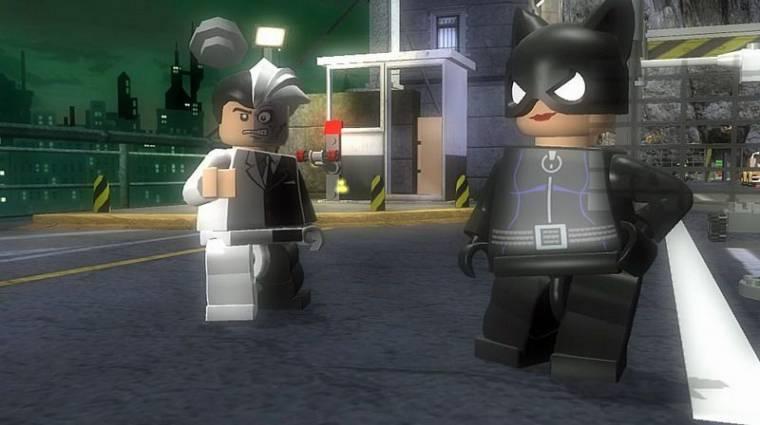 LEGO Batman - Októberben érkezik bevezetőkép