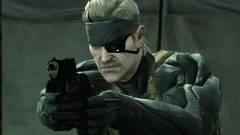 Metal Gear Solid 4 - Solid Snake digitálisan támad kép