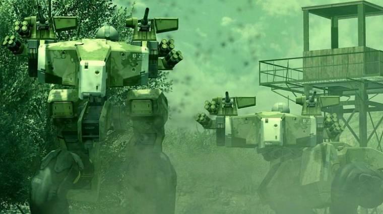 Metal Gear Solid 4 -