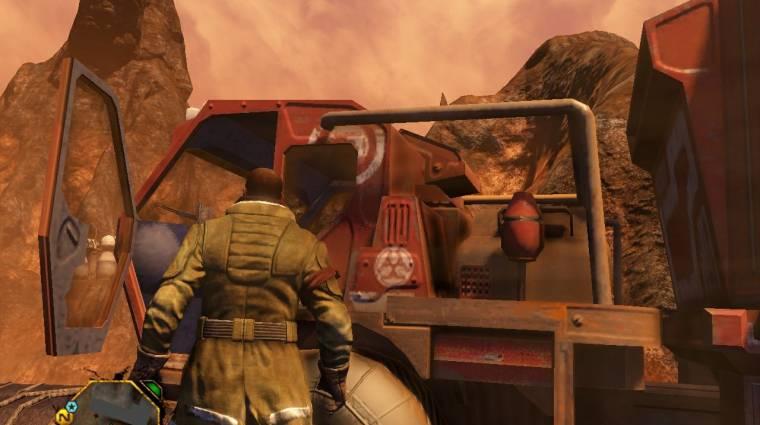 Új Red Faction az idei E3-on és legkésőbb jövő márciusban bevezetőkép