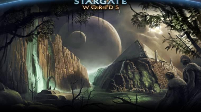 Megmenekült a Stargate Worlds bevezetőkép