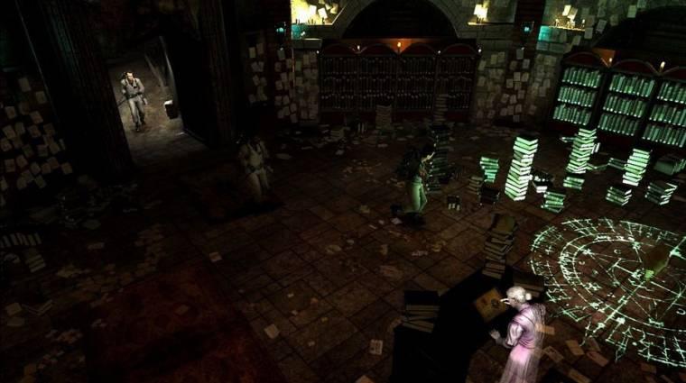 Kelendő a Ghostbusters grafikus motorja bevezetőkép