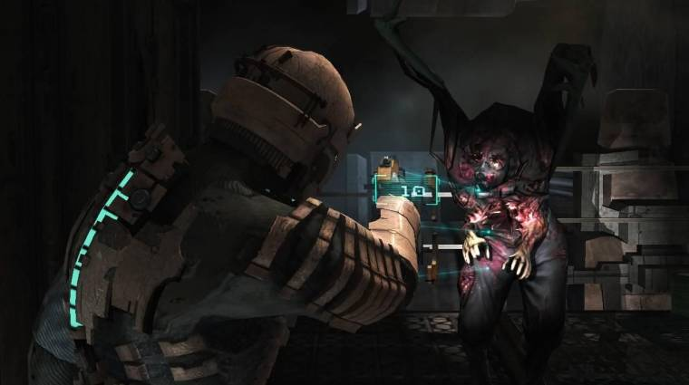 Dead Space - Zero G gameplay bevezetőkép