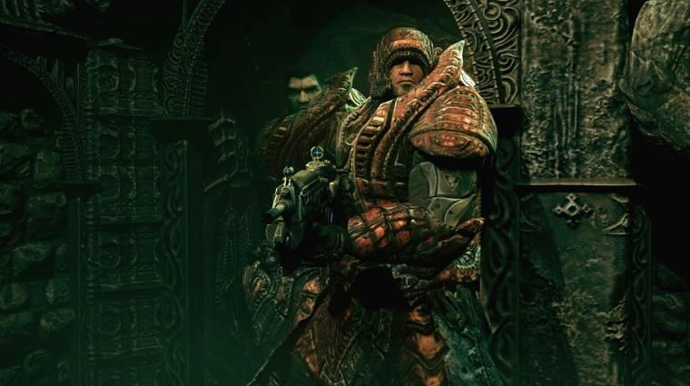 Gears of War 2 - Dupla XP a hétvégén bevezetőkép