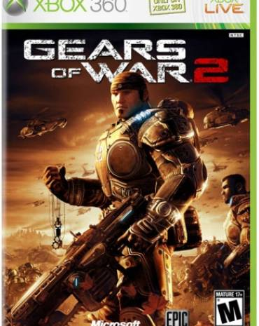 Gears of War 2 kép
